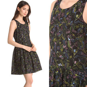 Marc by Marc Jacobs embroidered Wildwood dress